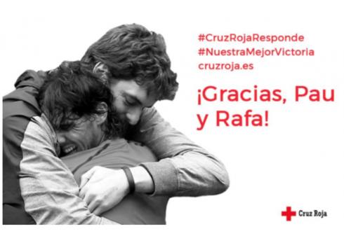 La Federación Española de Pádel se suma a la Iniciativa liderada Pau Gasol y Rafa Nadal